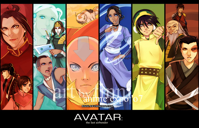 Tanner reviews avatar the last airbender 5 30 2013 tanner reviews