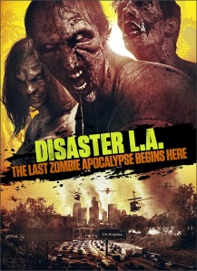 Disaster L.A. Movie Poster